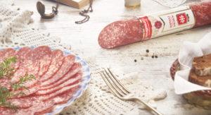 Колбаса сырокопченая Старокиївська