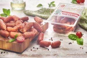Колбаски Міні-салямі