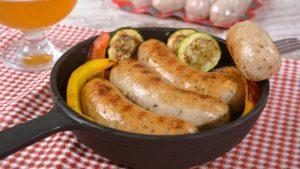 Колбаски полукопченые гриль Мюнхенські